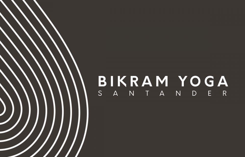 Identidad Corporativa Bikram Yoga Santander - Loestudio